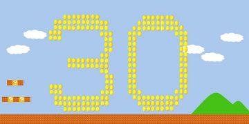 【祝30周年】大人にも子どもにも大人気!マリオの歴史