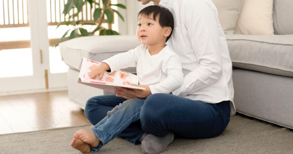 2~3歳に!子供に読み聞かせたいおすすめ絵本