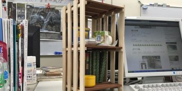 女性でも簡単に作れる本棚の作り方