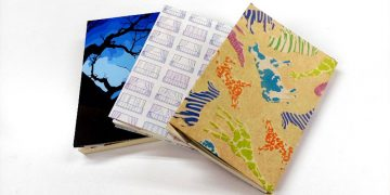 好きなデザインやイラストを印刷してブックカバーを作る方法【A5版の本も対応】