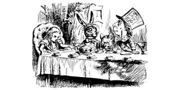 『地下の国のアリス』は『不思議の国のアリス』とどんな関係?ルイス・キャロルと『アリス』の物語に迫る!