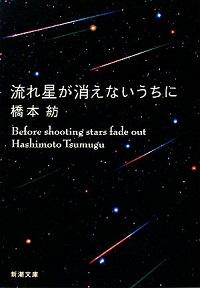 『流れ星が消えないうちに』表紙