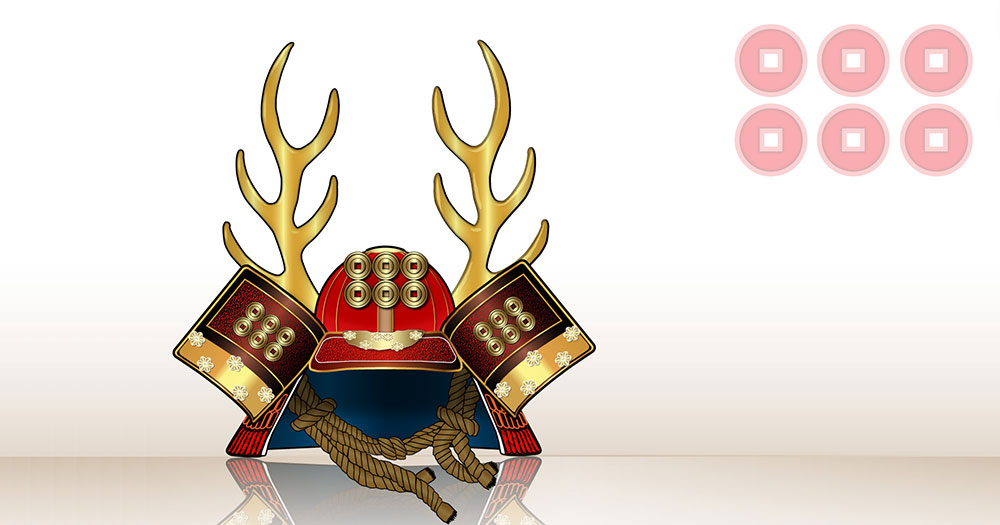 真田幸村の甲冑