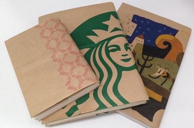 紙袋ブックカバーの作り方