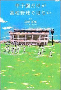 『甲子園だけが高校野球ではない』表紙