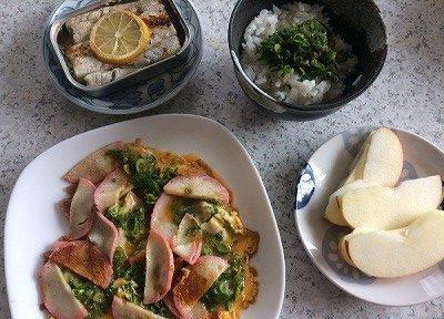 『侠飯』再現料理