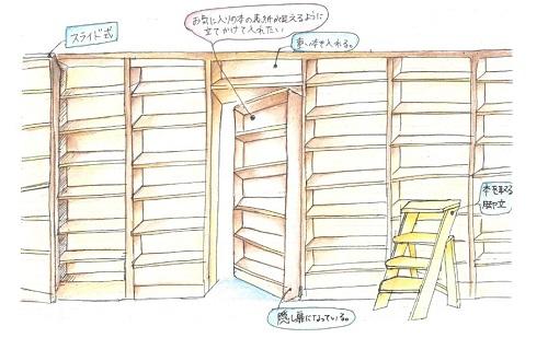 理想の本棚2