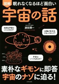 『眠れなくなるほど面白い 図解 宇宙の話』の表紙