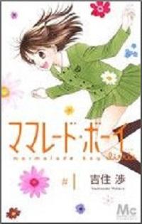 コミック『ママレード・ボーイ little』表紙
