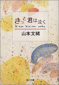 書籍『きっと君は泣く』表紙