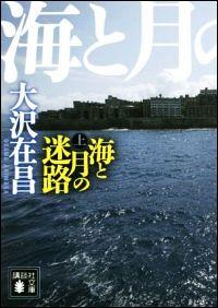 『海と月の迷路』表紙